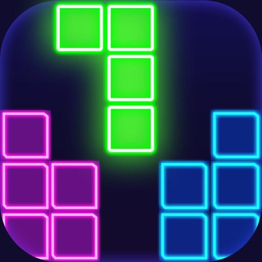 Glow Block Puzzle By Changjian Liu