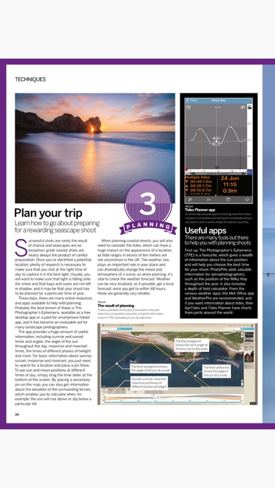 Digital Photographer Magazine review screenshots