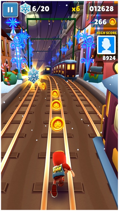 download Subway Surfers appstore review