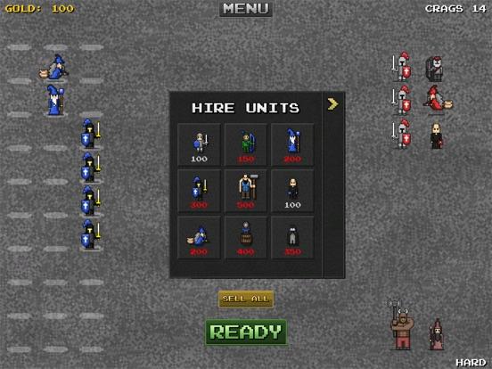 Screenshot #6 pour 8bitWar: Netherworld