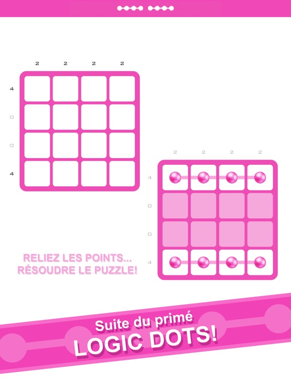 Screenshot 1 Logic Dots 2