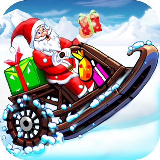 Santa Sledge Race:Christmas iOS App