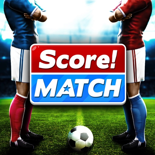 Score! Match free software for iPhone, iPod and iPad