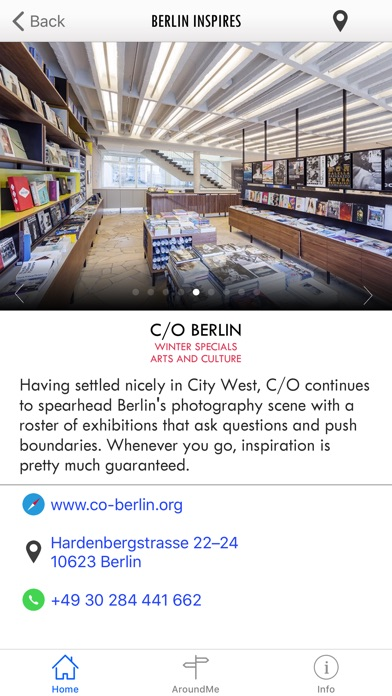 Berlin Inspires Screenshots