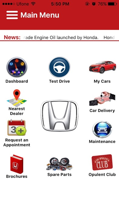 Honda atlas cars pakistan limited app download android apk for Honda car app
