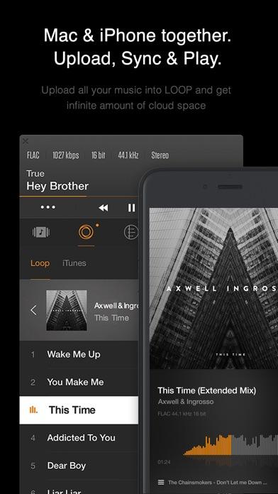VOX: MP3 & FLAC Music Player Screenshots