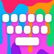 RainbowKey - colori Tastiera Temi, fonts & GIF