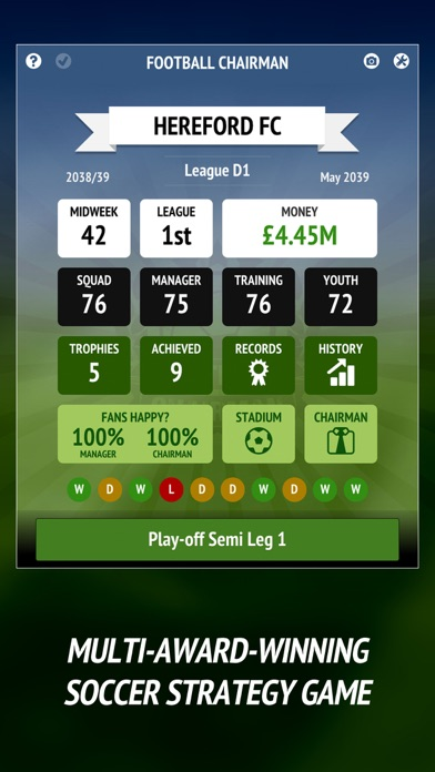 download Football Chairman (Soccer) apps 0