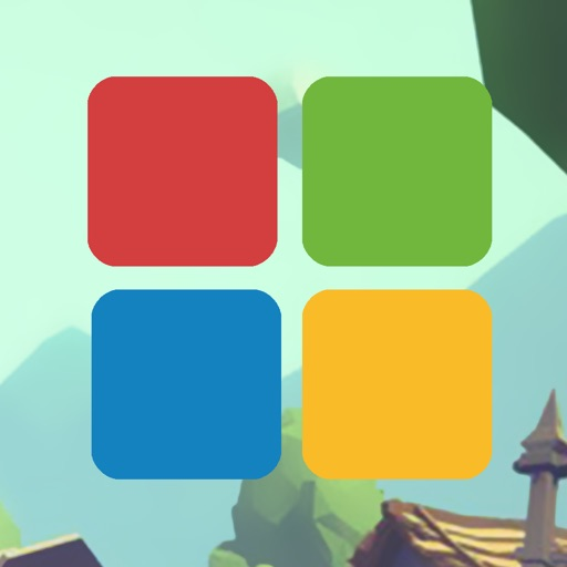 SimpleCubeEliminate iOS App