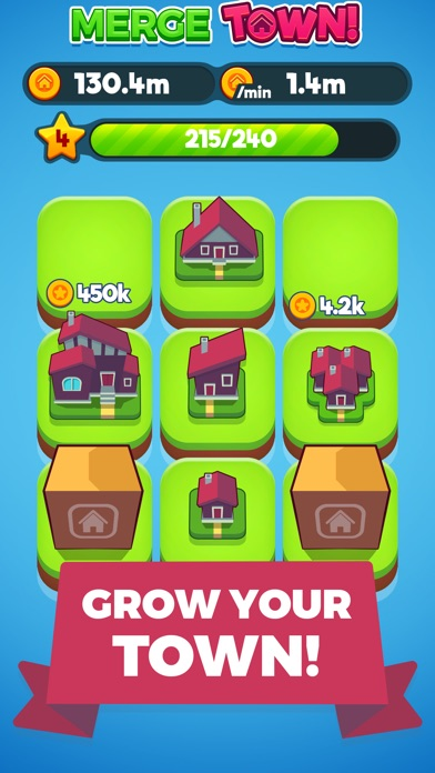 download Merge Town! apps 4
