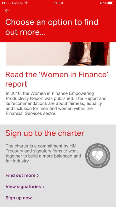 Women in Finance Charter screenshot 3