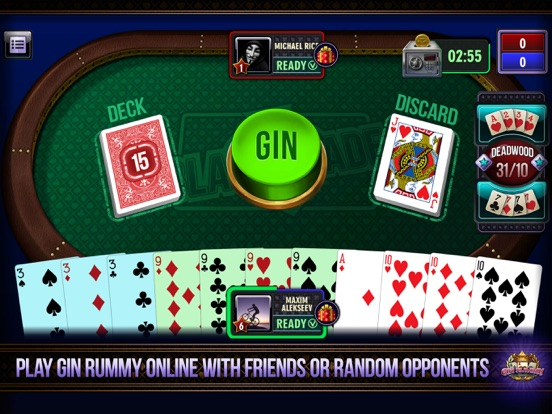 Play Gin Online