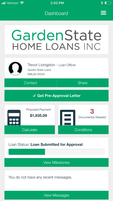 Gardenstate Home Loans On The App Store