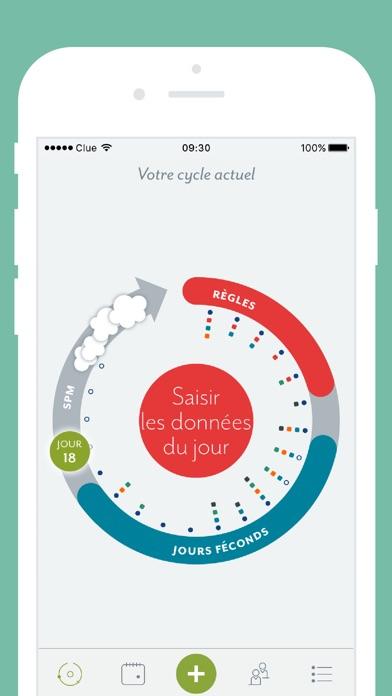 download Clue Calendrier des règles apps 2