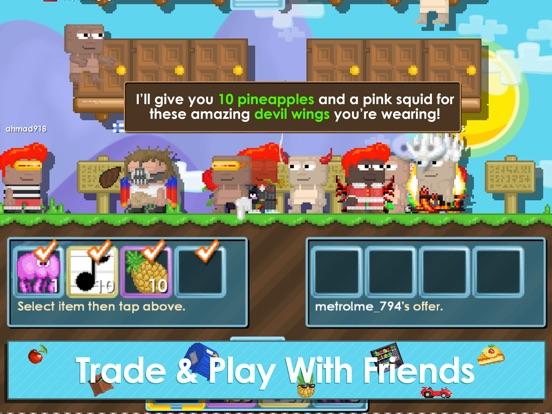Growtopia Скриншоты9