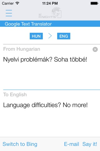 Dictionary Hungarian English screenshot 4