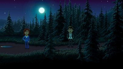Thimbleweed Park iOS Screenshots