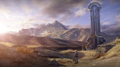 Screenshots of Infinity Blade III for iPhone