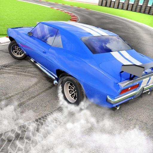American Muscle Car Racing 3d
