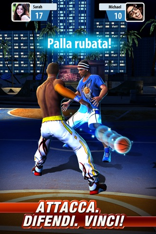 Basketball Stars™ screenshot 3