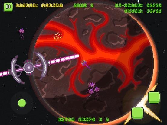 Beyond Helios | Space Shooter Screenshots