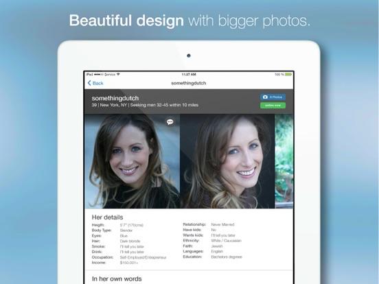 Match™ - #1 Dating App. iPad