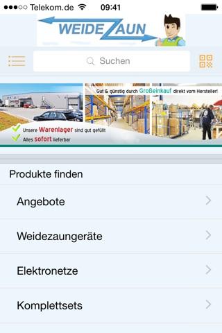 www.weidezaun.info Weide- und Elektrozaun Experte screenshot 2