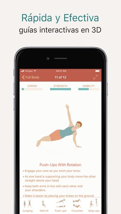 download Seven - 7 minutos de ejercicio apps 2