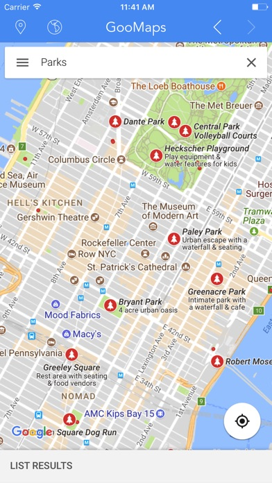 GooMaps For Google Maps Edition App Report On Mobile Action - United states google map