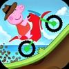 Moto Pepa Hero Super Pig Ryder