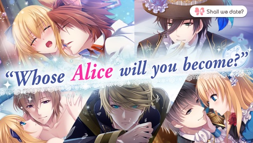Lost Alice Shall We Date On The App Store