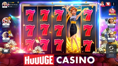 download Slot Machines - Huuuge Casino appstore review