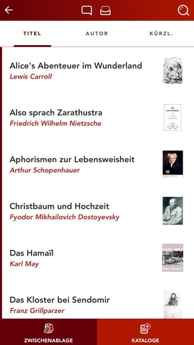 QuickReader Deutsche Скриншоты5