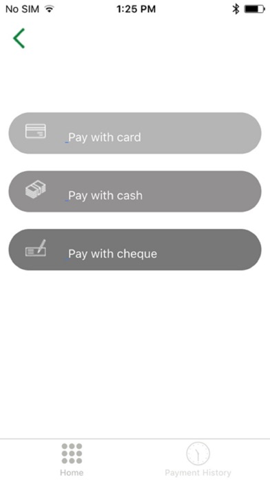 Asadu Payment screenshot 1