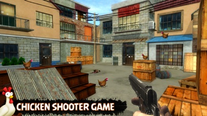 Chicken Shooting Space Invader Screenshot 4