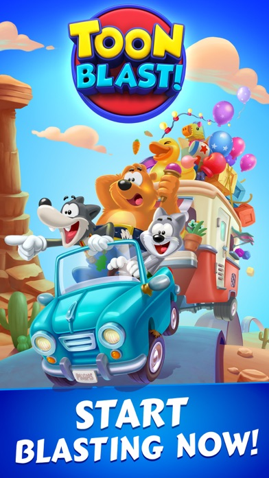 download Toon Blast apps 2