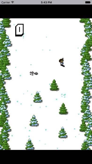 Tap Skier screenshot 3