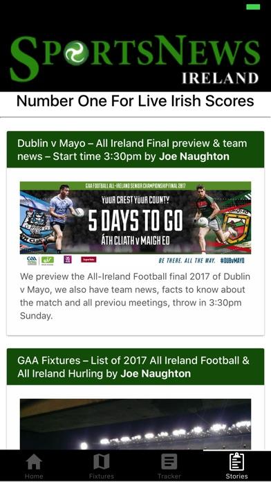 SportsNews Ireland screenshot 4