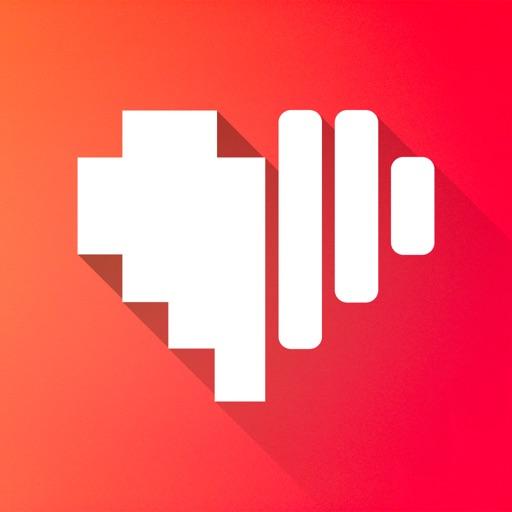 Cardiio app icon图