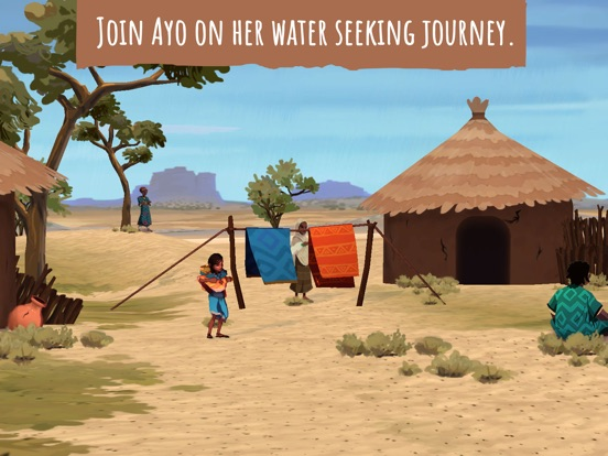 Screenshot 1 Ayo: A Rain Tale