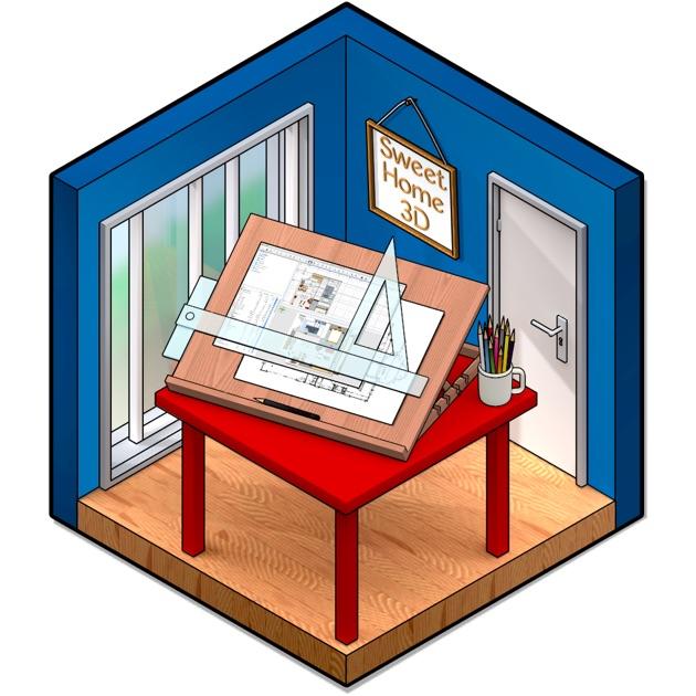 Sweet Home 3D Möbel Importieren - Design