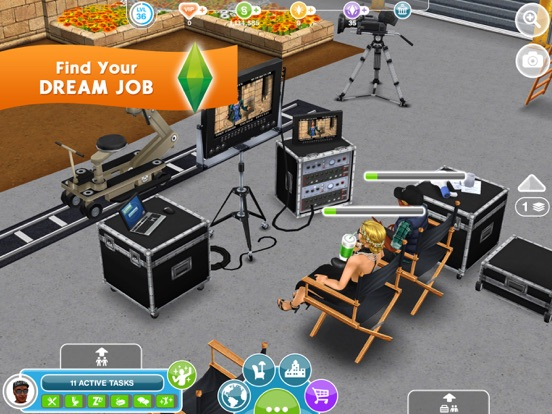 Screenshot #2 for The Sims™ FreePlay