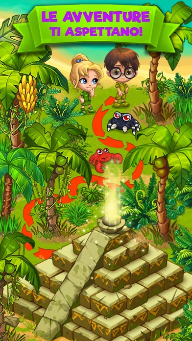Screenshot of Island Experiment5