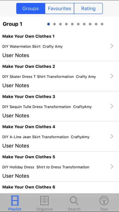 Make Your Own Clothes Screenshot 2