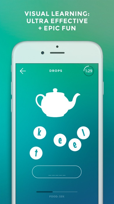 Screenshot #4 for Drops: Learn English language