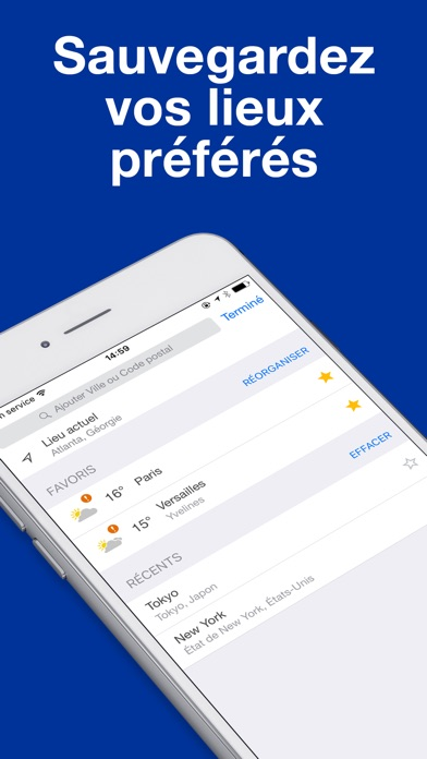 download The Weather Channel: prévision apps 1