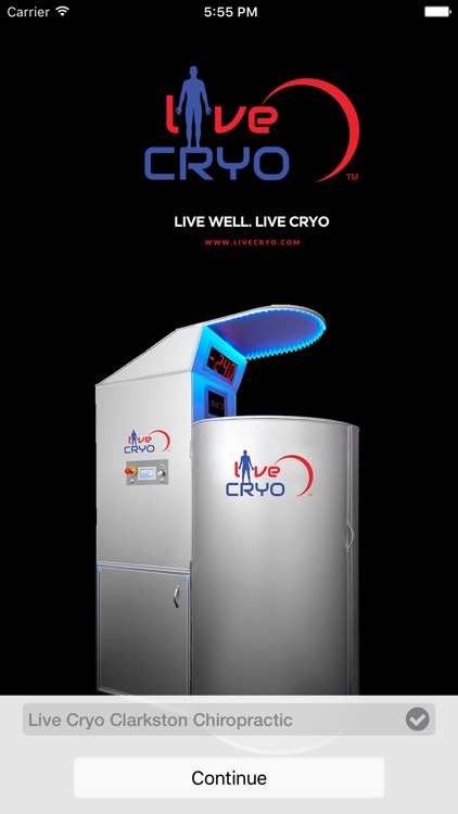 Live Cryo by MINDBODY, Incorporated