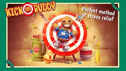 Kick the Buddy screenshot 1