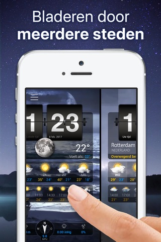 Weather+ screenshot 4