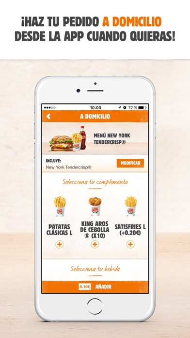 download Burger King España apps 0